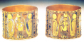 Gold Bracelets of King Shoshenq's son